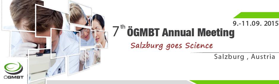 ÖGMBT Meeting