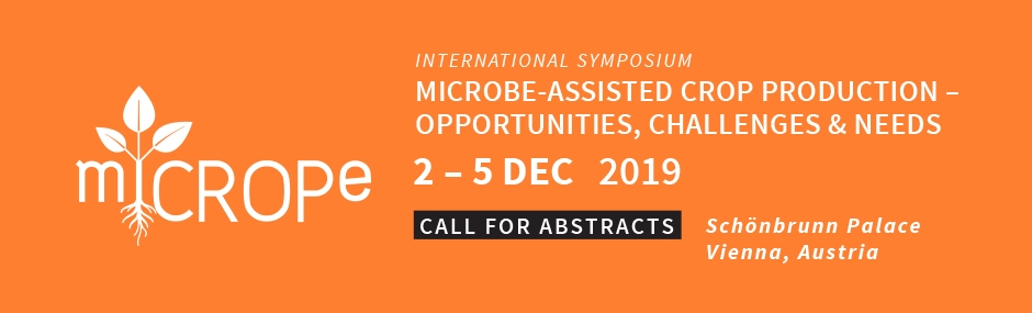 miCROPe2019 - call for abstracts