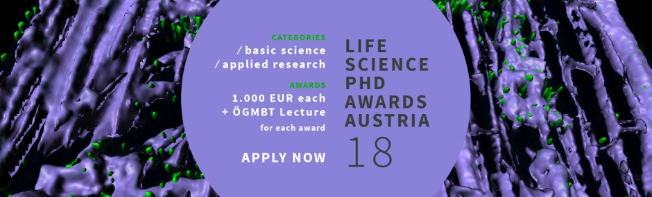 Life Science PhD Awards 18